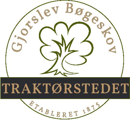 Traktørstedet Gjorslev Bøgeskov Logo